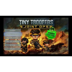 JEU PS4 Tiny Troopers Joint Ops Zombie Edition (PS4) - Imp