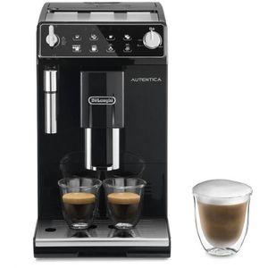 MACHINE À CAFÉ DELONGHI ETAM29.510B Broyeur expresso - Noir