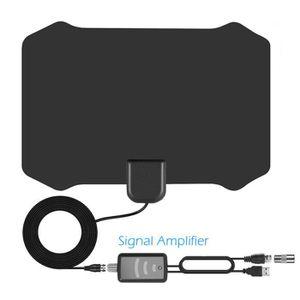 ANTENNE RATEAU Antenne Portable Intérieure / Extérieure Haut Gain
