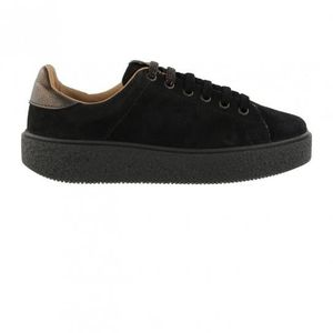Basket Homme Chaussures plate-forme Noir Re64a0