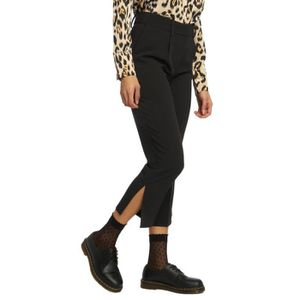 Pantalons High Cropped Pieces Femme Chino Pcsammer Waist CroedxWQBE