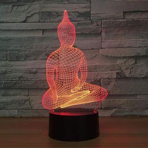 Bouddha Vente Poser Pas Achat Lampe Cher A 3qjL54AR