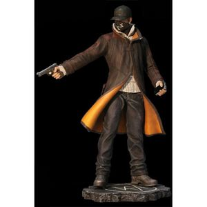 FIGURINE - PERSONNAGE Watch Dogs - Figurine Aiden Pearce Execution - PVC
