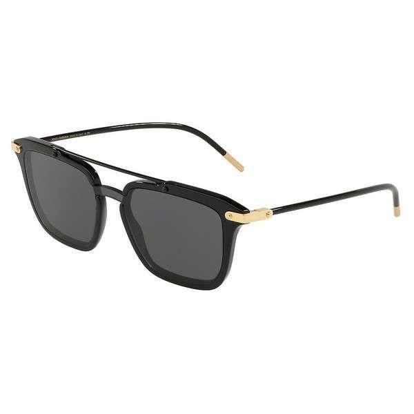 c7ab02458f8c3 Lunettes de soleil Dolce   Gabbana DG 4327 501-87 - Achat   Vente ...