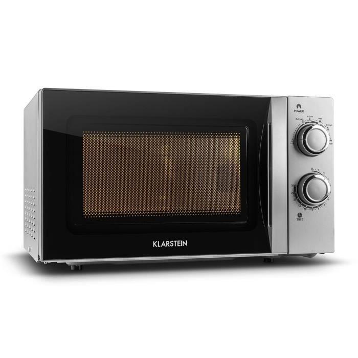 Klarstein myWave   Four micro-ondes compact de 20L   puissance de ...