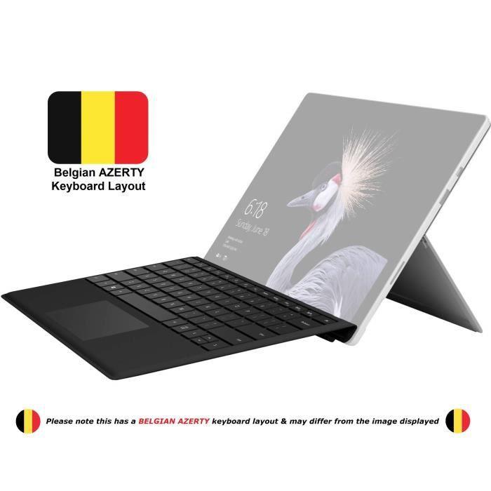 CLAVIER D'ORDINATEUR Microsoft Surface Pro 3 avec disposition du clavie