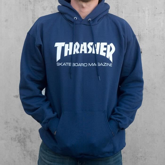 huge selection of 5b3ab 20f48 Achat Thrasher Vente A Pas Cher Sweat Capuche wxptqEpz