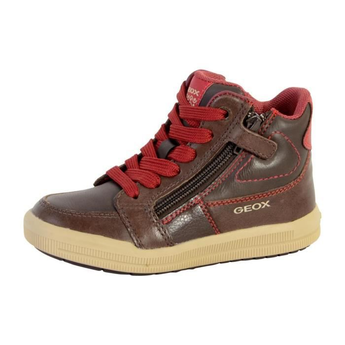 Geox Arzach H - Chaussures - Mixte Adulte - Marron (Coffee) - 41 EU