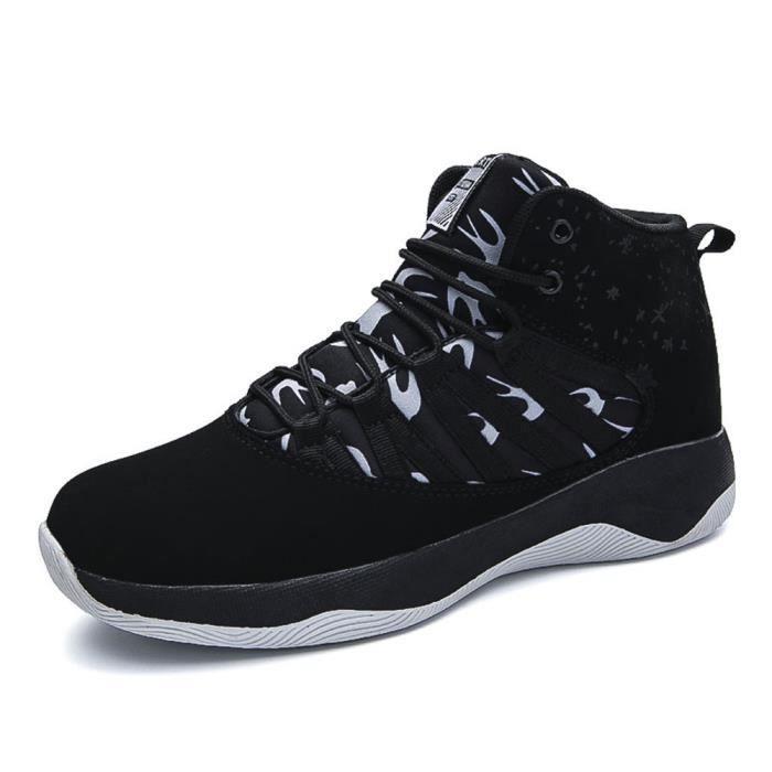 Baskets Homme Qualité Supérieure décontractées Basket 2018 Hiver Coton Confortable Antidérapant chaussure Taille 39-44
