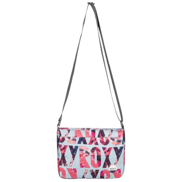 ed9dc582e5 BESACE - SAC REPORTER ROXY Sunday Sac Bandouliere Femme - Taille Unique