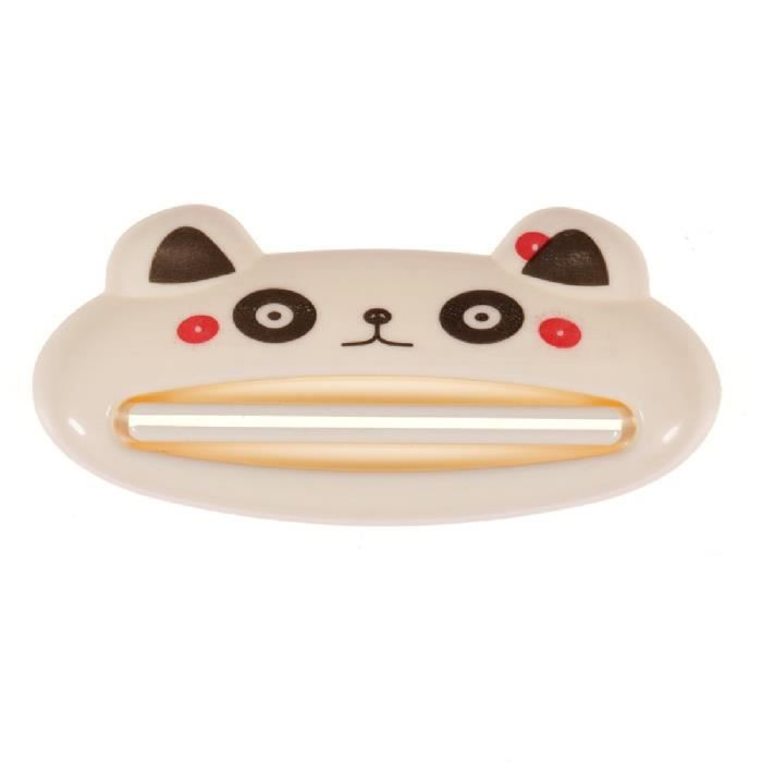 Multifonction squeezer 1pcs dentifrice Cute Animal Accueil Commodity Panda