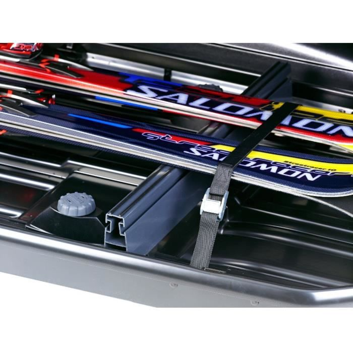 COFFRE DE TOIT THULE Adaptateur Porte-Skis pour Coffre 900 et XT