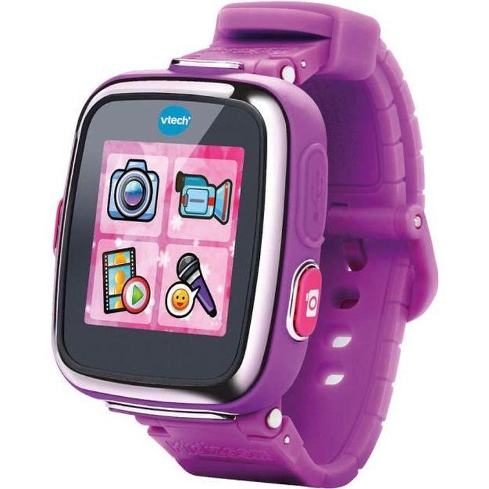 vtech kidizoom smartwatch connect dx mauve montre connect e enfant achat vente. Black Bedroom Furniture Sets. Home Design Ideas