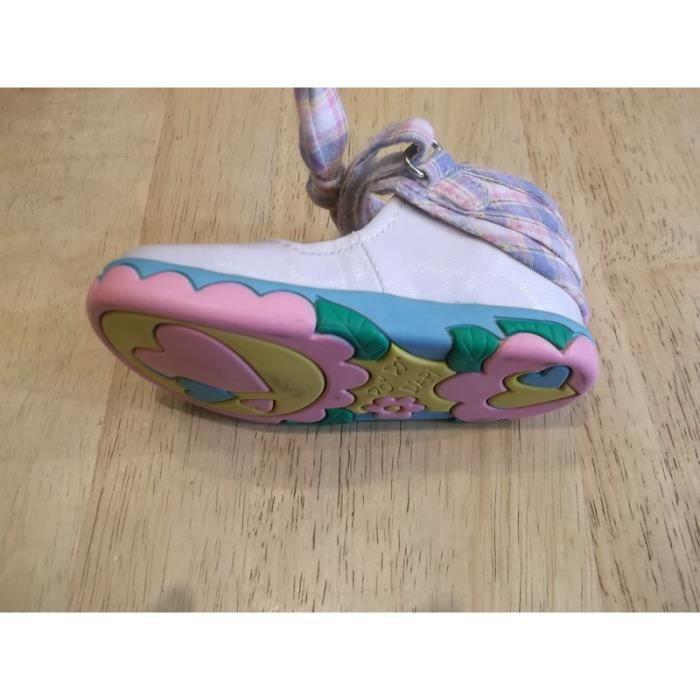 Chaussures enfants botillons bébés Pom d'Api P20