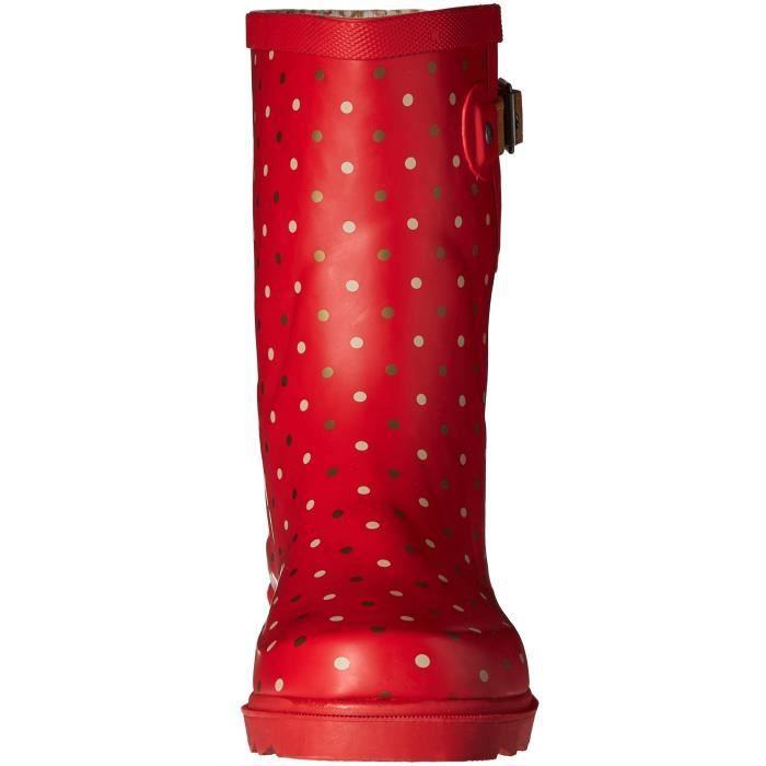 Botte de pluie à mi-hauteur X0YQG Taille-37 laVvMxDp0y