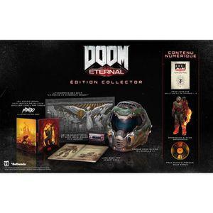 JEU PS4 NOUVEAUTÉ Doom Eternal Édition Collector Jeu PS4