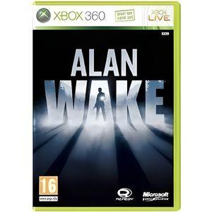 JEUX XBOX 360 Alan Wake Jeu Xbox 360