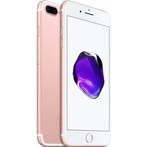 Téléphone portable APPLE iPhone 7 plus 128Go Rose Or