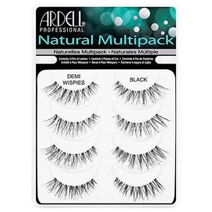FAUX CILS Ardell professional natural multipack - demi wispi