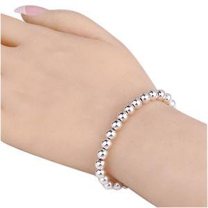 BRACELET - GOURMETTE MO-127 femmes Filles Perles Bracelet Bijoux Cadeau