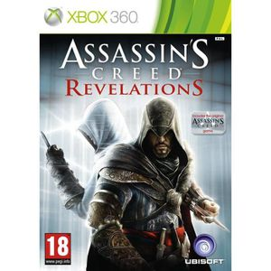 JEU XBOX 360 Assassin's Creed Revelations - Edition Speciale…