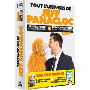 DVD FILM DVD - Tout l'univers de Jeff Panacloc : le spectac