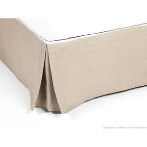 cache sommier achat vente cache sommier pas cher soldes d s le 27 juin cdiscount. Black Bedroom Furniture Sets. Home Design Ideas