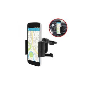 FIXATION - SUPPORT Support Voiture Smartphones Fixation Grille Aérati