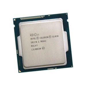 PROCESSEUR Processeur CPU Intel Celeron G1820 2.7Ghz 2Mo 5GT/