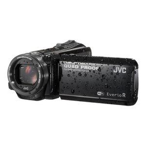 CAMÉSCOPE NUMÉRIQUE JVC GZ-RX601BEU Caméscope - WIFI - Noir
