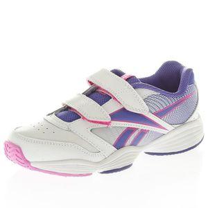 BASKET Chaussures Play Range KC Blanc Tennis Fille Reebok