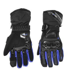 GANTS - SOUS-GANTS Gants Moto Scooter Blue Motor Gloves Équipement de