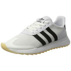 le dernier 7da08 4531a Adidas basse femme - Achat / Vente pas cher
