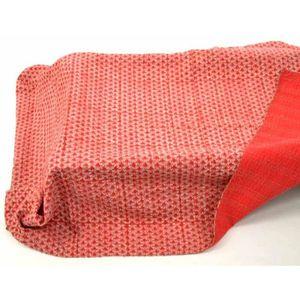 Couvre lit boutis coton 240x260 achat vente couvre lit boutis coton 240x260 pas cher cdiscount for Couvre canape rouge