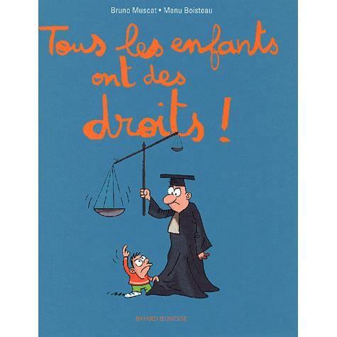 Livre 6-9 ANS Tous les enfants ont des droits !