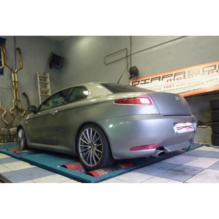 Reprogrammation Moteur Sur Mesure Sur Banc De Puissance Alfa Romeo