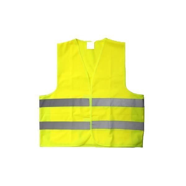 gilet jaune de securite achat vente gilet jaune de securite pas cher soldes d s le 10. Black Bedroom Furniture Sets. Home Design Ideas