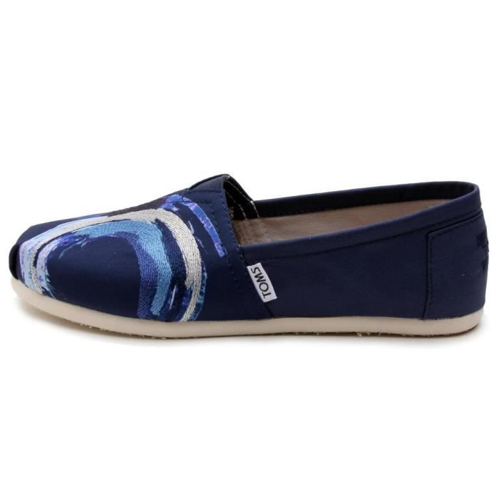 Toms Chaussures plates loafer classiques pour femmes TO250