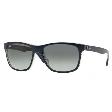 Achetez Lunettes de soleil Ray-BanHommeRB4181 RB4181613671 Bleue