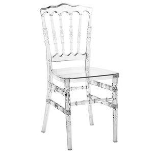 lot de 4 chaises transparentes achat vente lot de 4 chaises transparentes pas cher soldes. Black Bedroom Furniture Sets. Home Design Ideas