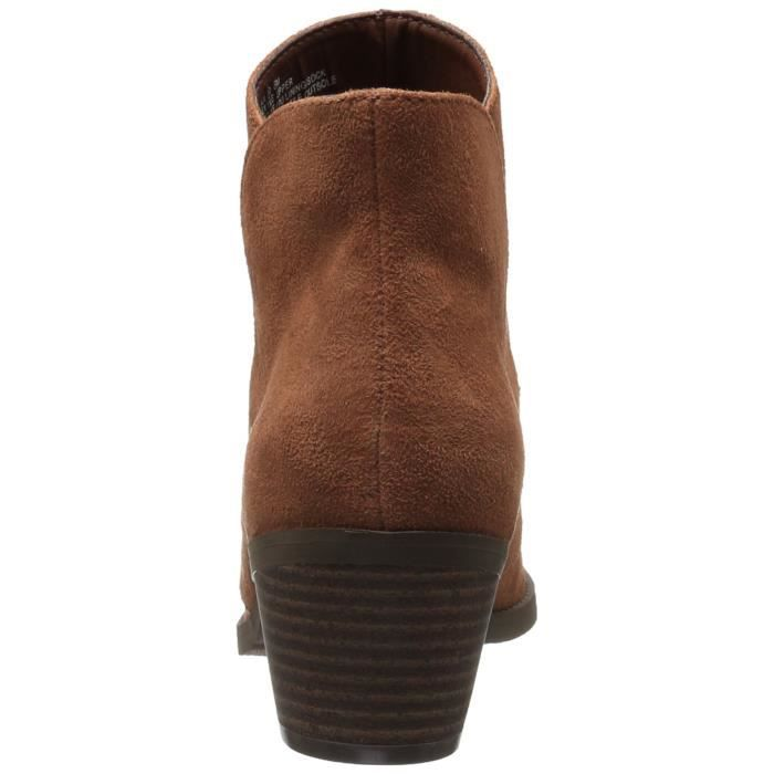 Madden Girl Boloo Ankle Bottes G1N67 Taille-37 1-2