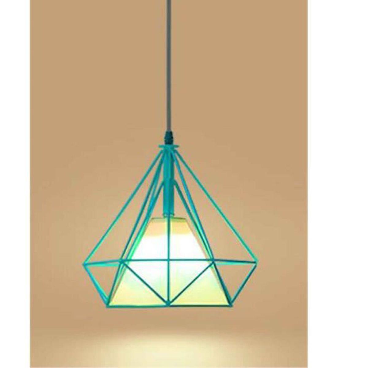 Lampe A Poser Stoex Suspension Forme Diamant Contemporain E