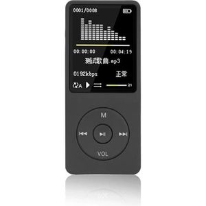 LECTEUR MP3 70 heures de lecture MP3 MP4 sans perte audio lect