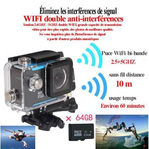 APPAREIL PHOTO COMPACT LJY@Caméras sport-action full HD 4K sport extreme