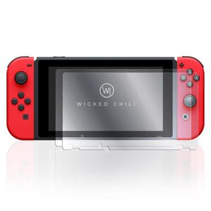 CONSOLE NINTENDO SWITCH Film Protection Nintendo Switch, 2 Pice SHANSHUI P