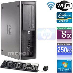 UNITÉ CENTRALE   HP Elite 8300 SFF - Core i5-3470 RAM 8 GO DISQUE