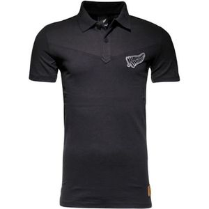 MAILLOT DE RUGBY ALL BLACKS Polo de rugby 16TH - Noir