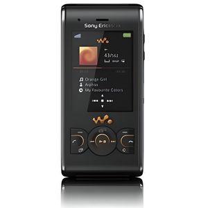 Téléphone portable Sony Ericsson W595