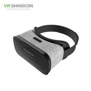 LUNETTES 3D VR Shinecon 3D Immersive Réalité Virtuelle Lunette