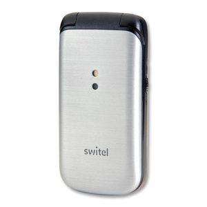 Téléphone portable Téléphone sénior mobile clapet SWITEL - Sonnerie e